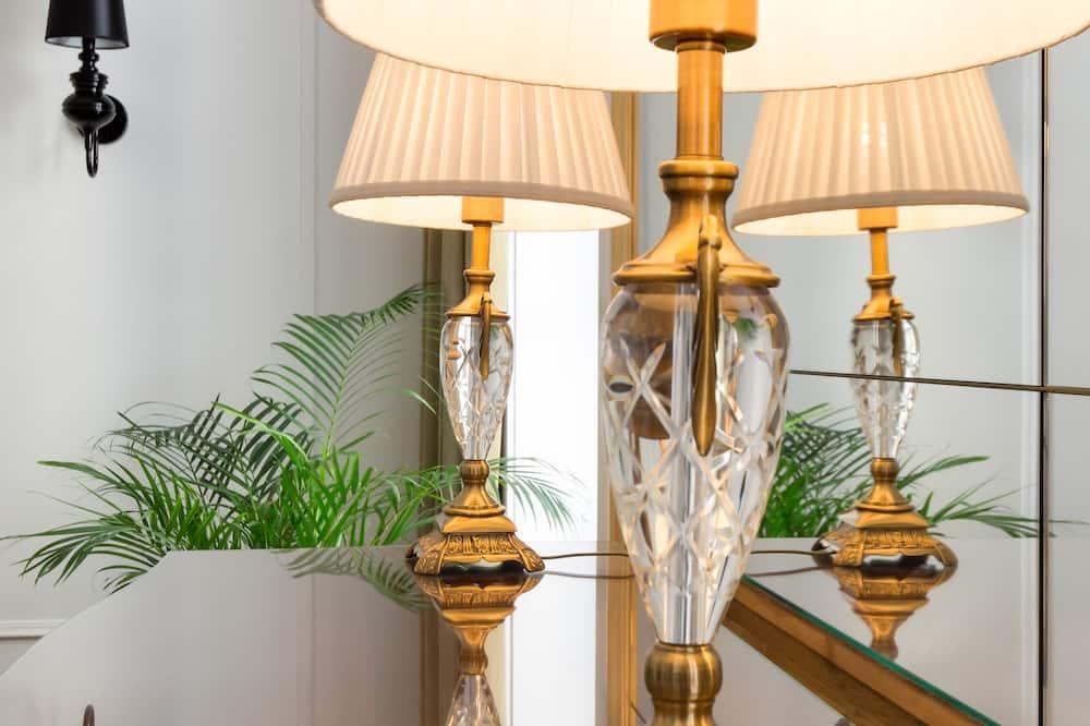 Căn hộ Superior, 2 phòng ngủ (Eliza Suite, 1st floor) - Khu phòng khách