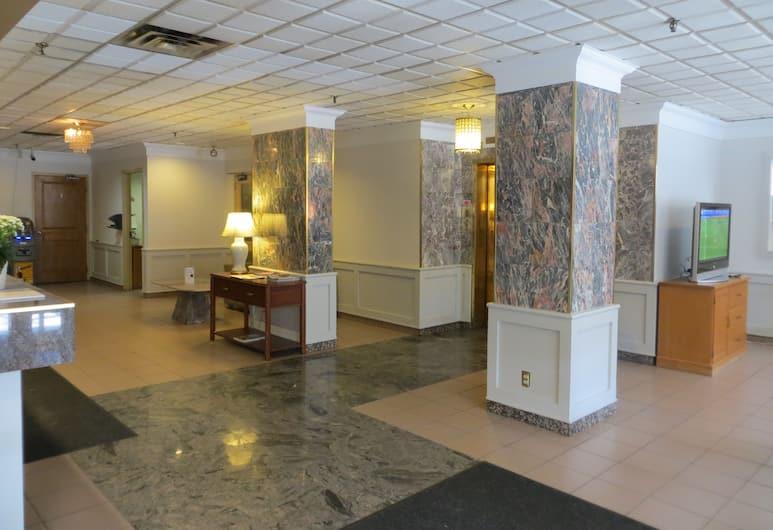 Hotel 89 Yorkville, Toronto, Pintu Masuk Hotel