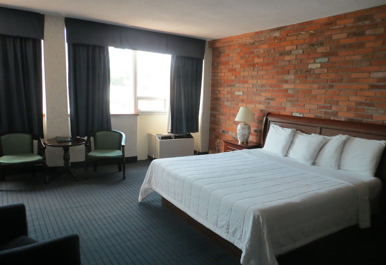 Hotel 89 Yorkville, Toronto, Standard Room, 1 King Bed, Guest Room