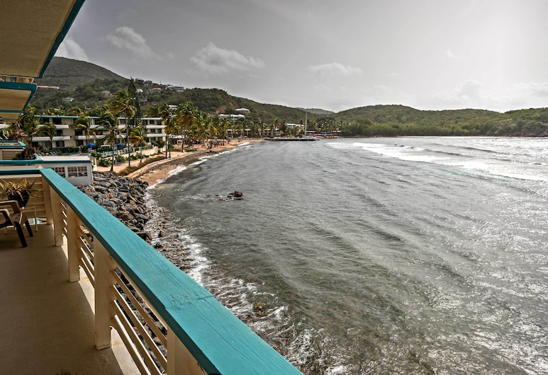 Condomínio Oceanfront Bolongo Bay w / Community Pool!, St. Thomas, Praia
