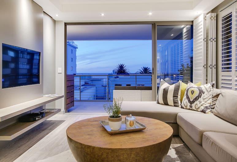 Fairmont 204, Cape Town, Apartment, Living Area