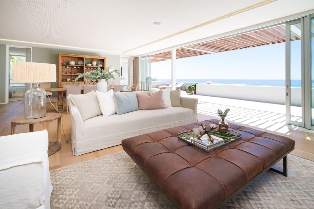 Luxusný apartmán, 3 spálne - Obývacie priestory