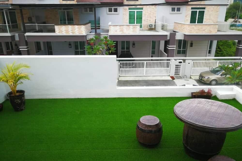 Casa, 4 camere da letto - Balcone