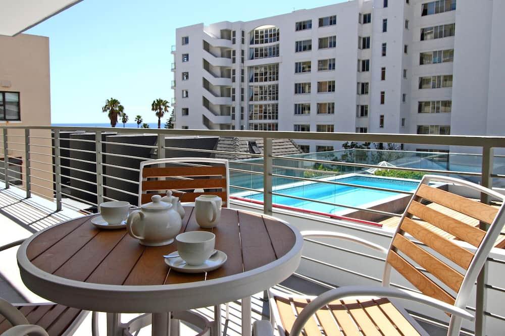 Апартаменты, 2 спальни - Открытый бассейн