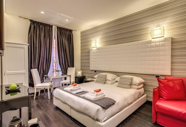 Navona Living Rome, Rom, Classic-Doppel- oder -Zweibettzimmer, Zimmer