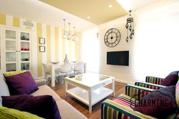 A(z) Charming Exclusive La Latina hotel fényképe itt: Madrid