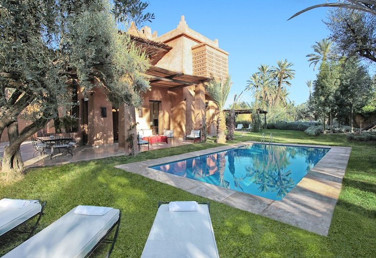 Villa Lankah, Marrakesch