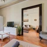 Apartamento exclusivo, 3 habitaciones - Zona de estar
