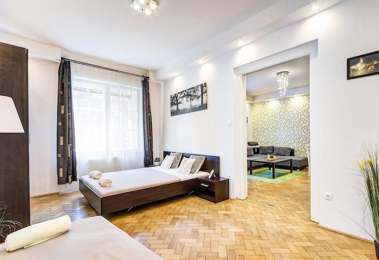 Real Apartments Kertesz, Budapeszt, Apartament, Posiłki w ryokanie