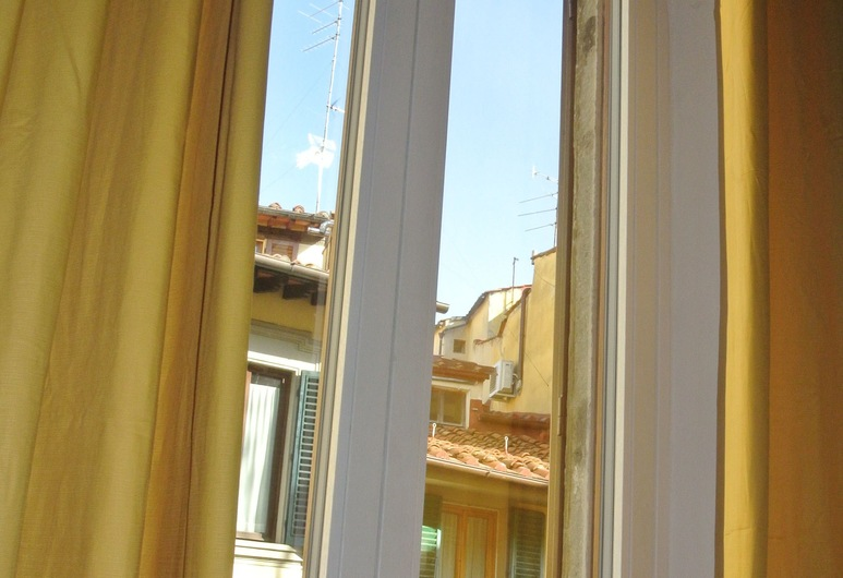 CoDe Rooms, Florencia, Výhľad z hotela