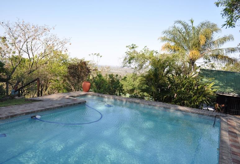 Viewpoint Lodge, Hazyview, Vonkajší bazén