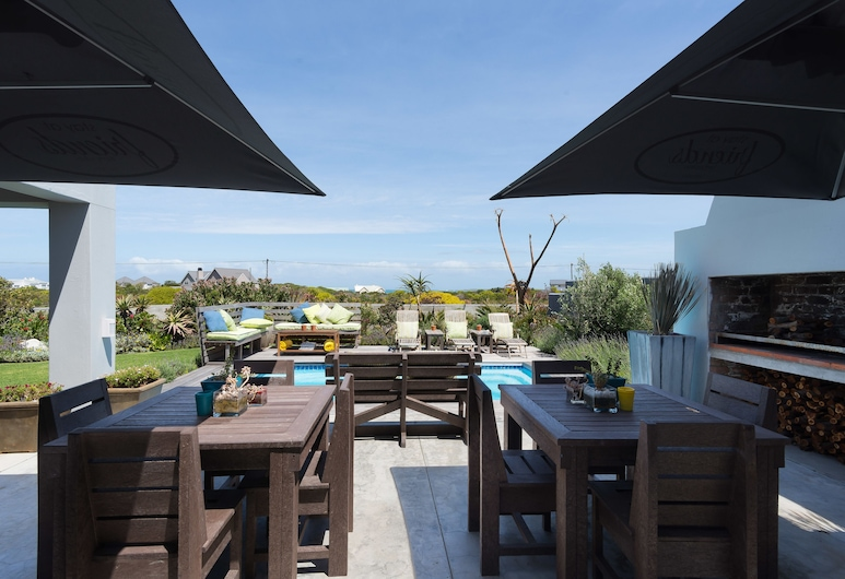 Stay at Friends, Betty's Bay, Boutique Room 1, Terasa