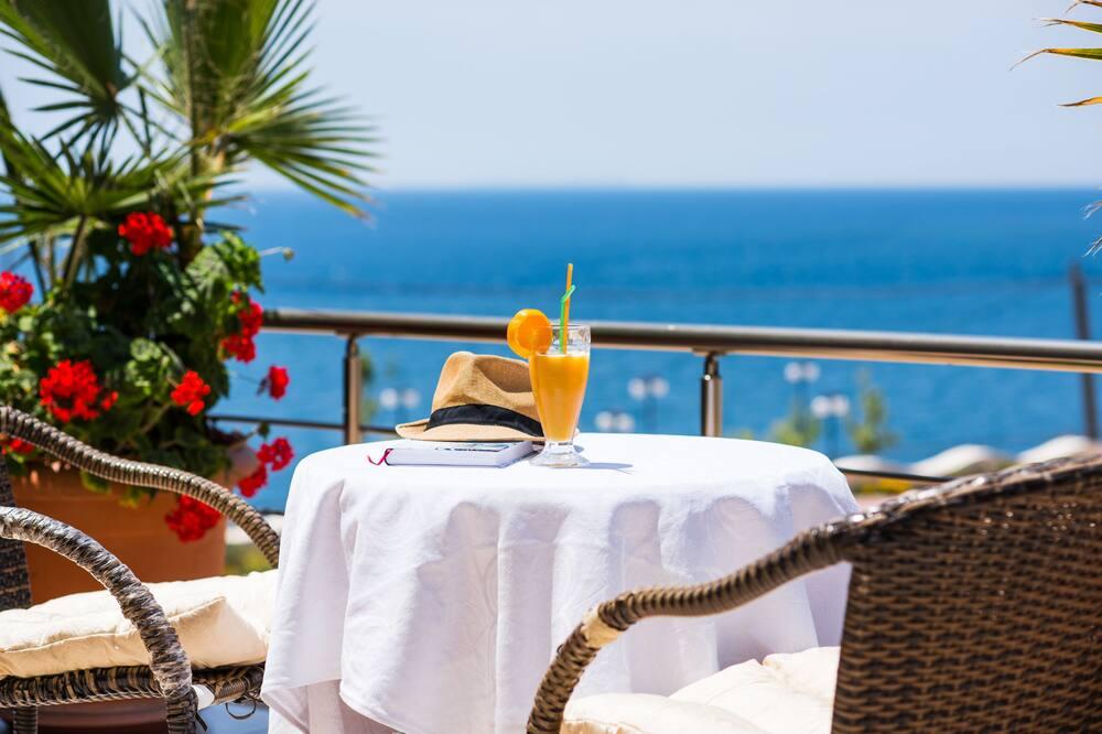 Apartmán typu Deluxe, výhľad na more - Výhľad na pláž/oceán