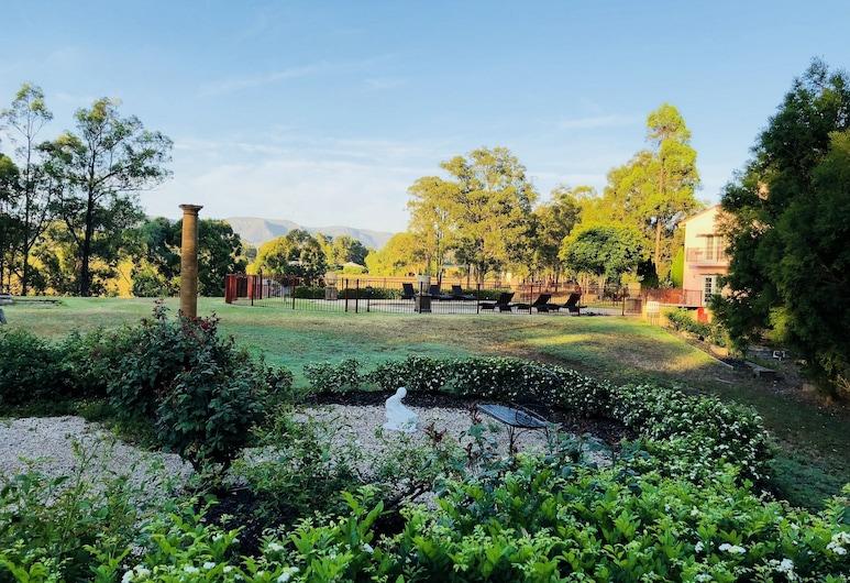 Villa Provence, Pokolbin, Bahçe