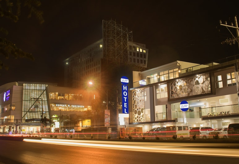 1A Express Hotel, Cagayan de Oro, Hotel Front – Evening/Night