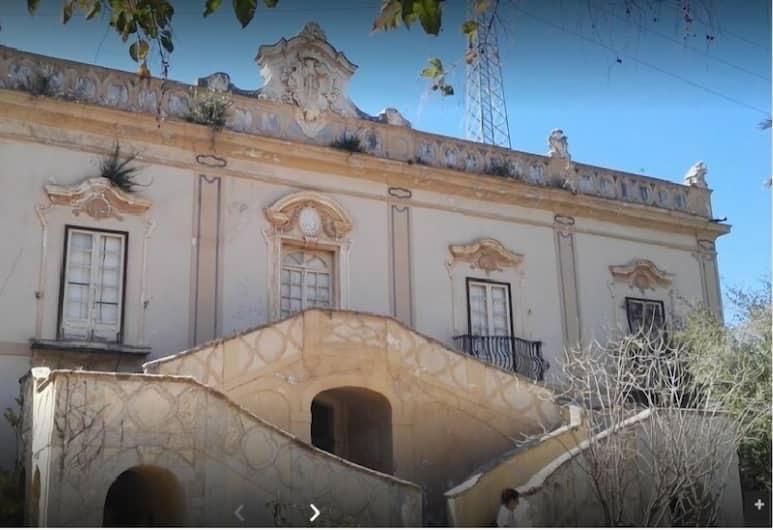 Damanto&Romanino, Palermo, Esterni