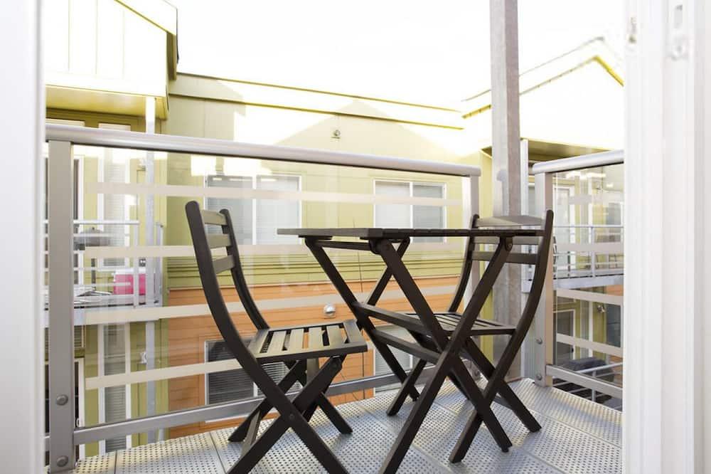 Apartmán typu Comfort, 2 spálne, bezbariérová izba - Balkón