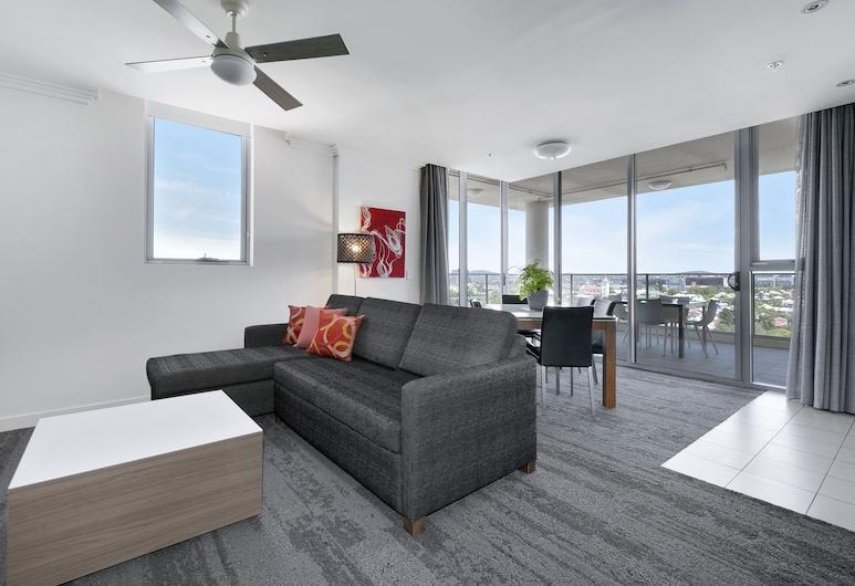 Quest South Brisbane, South Brisbane, One Bedroom Apartment, Room