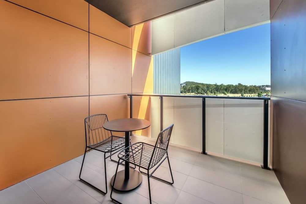Apartament, 2 sypialnie (Access Room) - Balkon