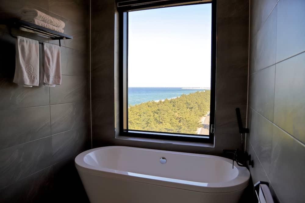 스위트, 바다 전망 - 욕실