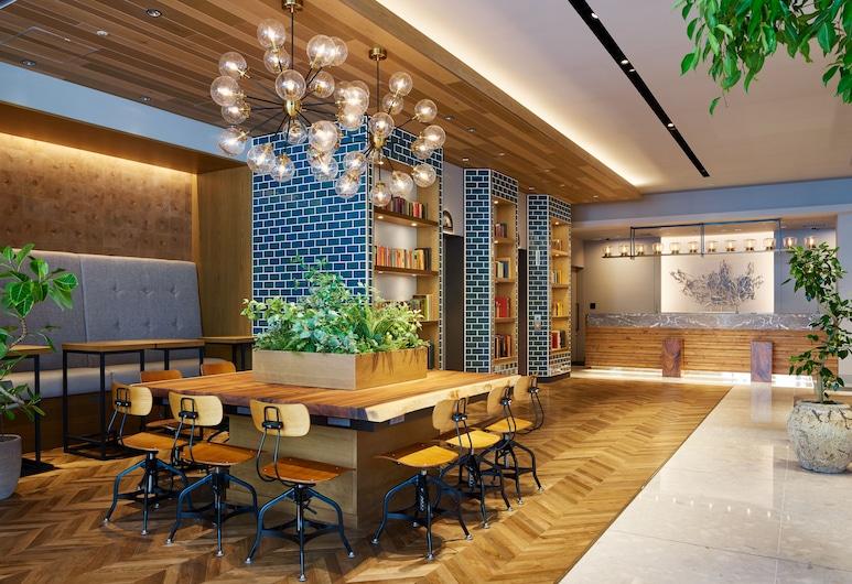 Mitsui Garden Hotel Otemachi, Tokyo, Lobby Lounge