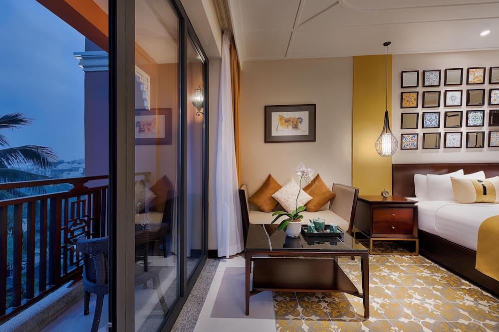Suite junior - Balcón