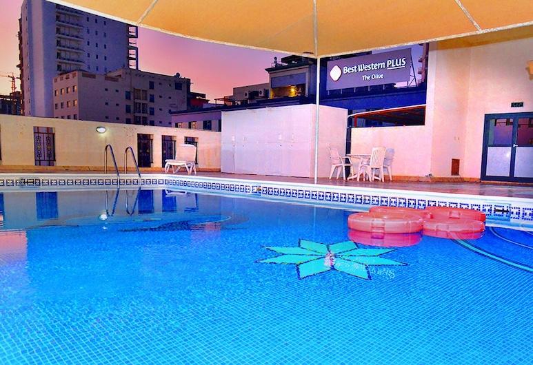 Pearl Bahrain Suites, Manama, Piscina all'aperto