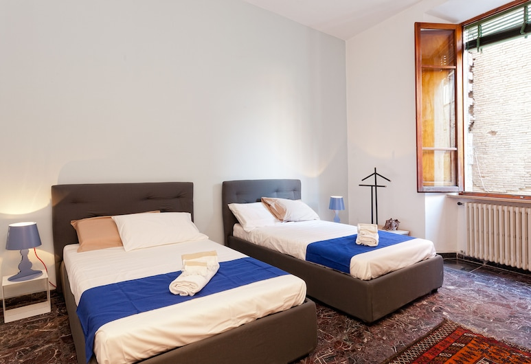 PorriHome, Siena, Appartamento, 3 camere da letto, vista città, Camera