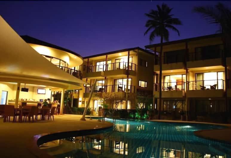 TSE 住宅蘇梅翡翠公寓酒店, 蘇梅島, 外觀