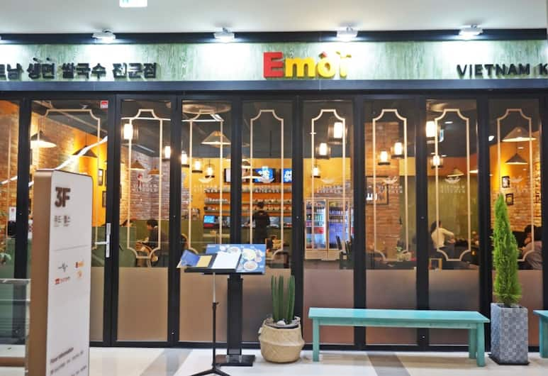 The November Stay in Songdo Honestar, Incheon, Restoran