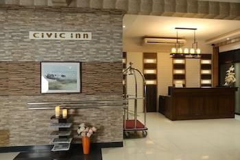 Dhaka bölgesindeki Civic Inn resmi