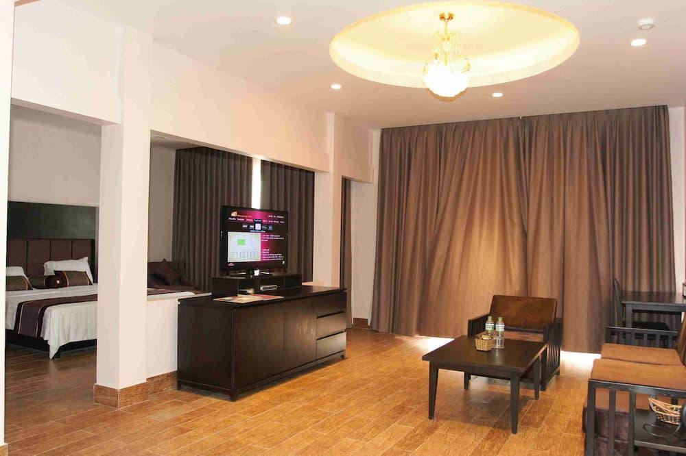 Chambre (VIP ) - Salle de séjour