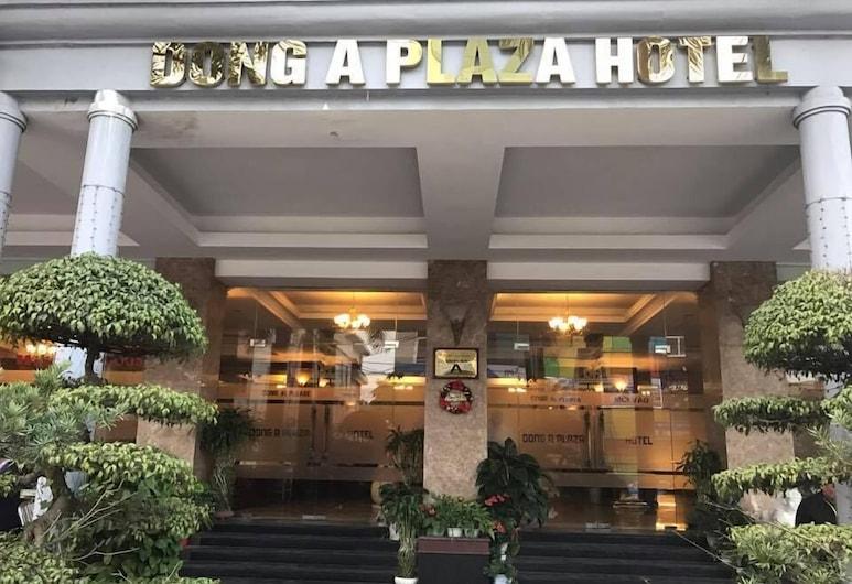 Khách sạn Đông Á Plaza, Thái Nguyên, Lối vào khách sạn
