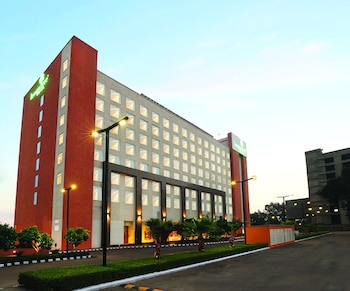 Enter your dates to get the Gurugram hotel deal