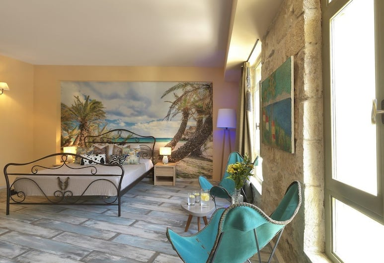 Fileas Art, Chania, Superior Double Room, Guest Room