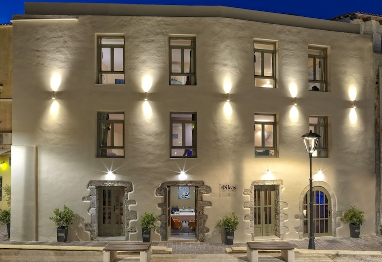 Fileas Art, Chania, Hotel Entrance
