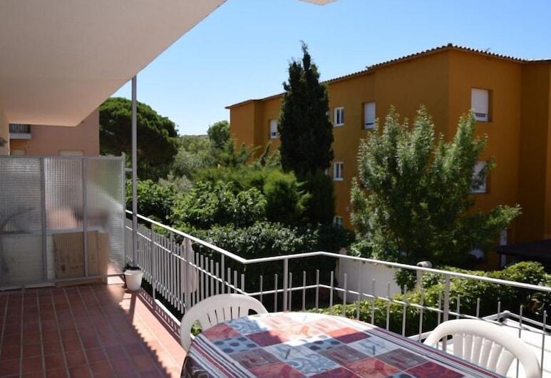 Apartamento Mestral, Castell-Platja d'Aro, Apartment, 2 Bedrooms, Balcony, Balcony