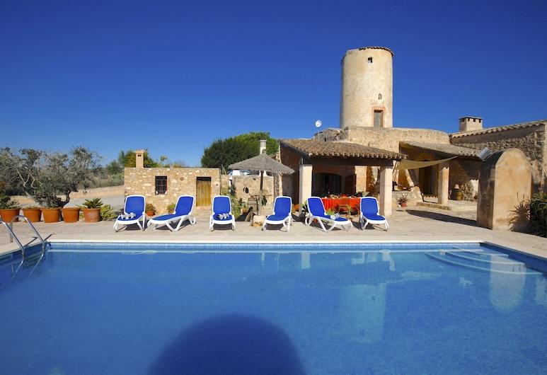 スイート ホーム エス モリ, Porreres, ヴィラ 3 ベッドルーム プライベートプール, リビング エリア