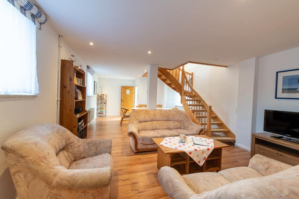 Dvojposchodový apartmán typu Comfort, 3 spálne (3) - Obývacie priestory