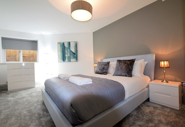 Oakfield Place, Bristol, Appartement, 2 chambres, Chambre