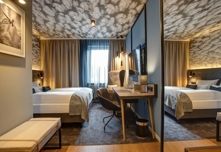 Boutique Hotel 125 Hamburg Airport by INA, Hamburg, Standard Double Room, Guest Room
