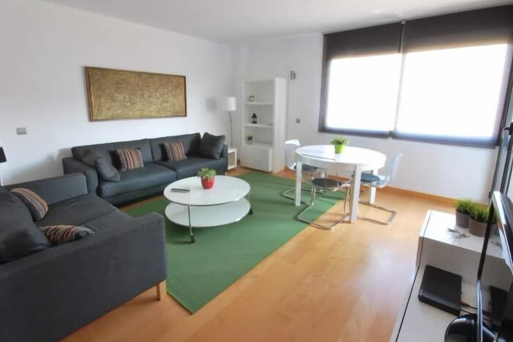 公寓, 2 間臥室, 露台 - 客廳