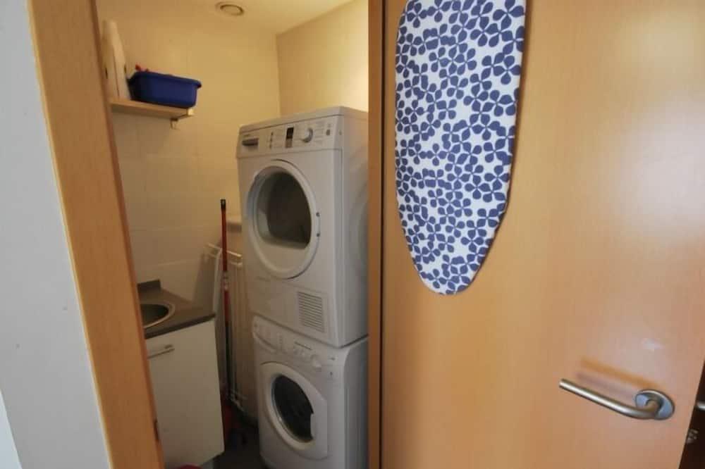 公寓, 2 間臥室, 露台 - 小型雪櫃