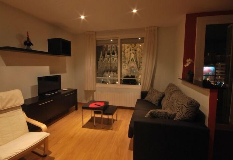 Lepant SDB, Barcelona, Lägenhet - 2 sovrum, Vardagsrum