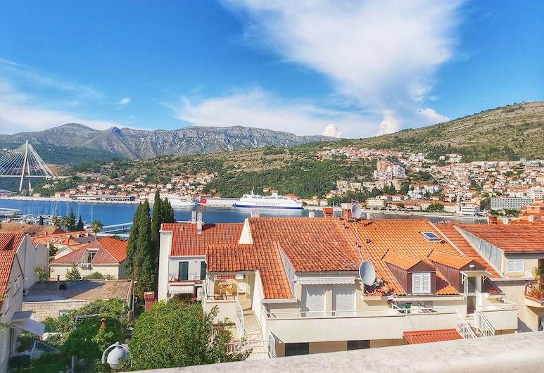 Adria Apartments , Dubrovnik, Vista da varanda