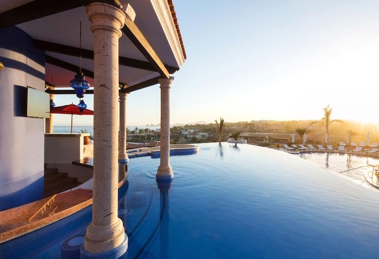 El Encanto All Inclusive Resort at Hacienda Encantada, Šventojo Luko kyšulys, Baras prie baseino