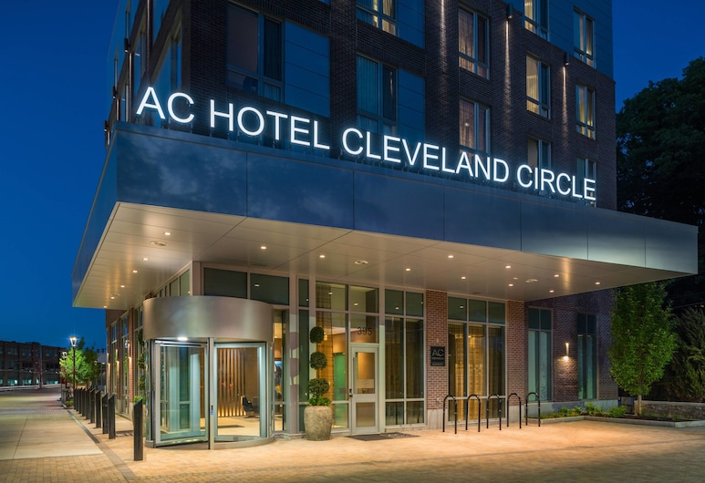 AC Hotel by Marriott Boston Cleveland Circle, Boston, Hoteleingang