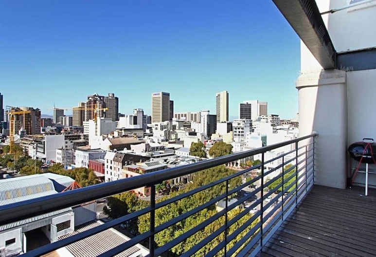 The Studios, Cape Town, Apartment, Balcony