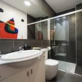 Мансардний номер, для некурців - Ванна кімната