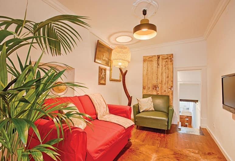 Delizioso e Originale 1 Camera da Letto, Lisbona, Appartamento, 1 camera da letto, Soggiorno